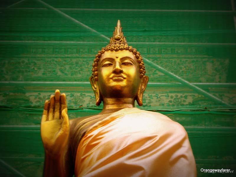 Thai temples at Bangkok