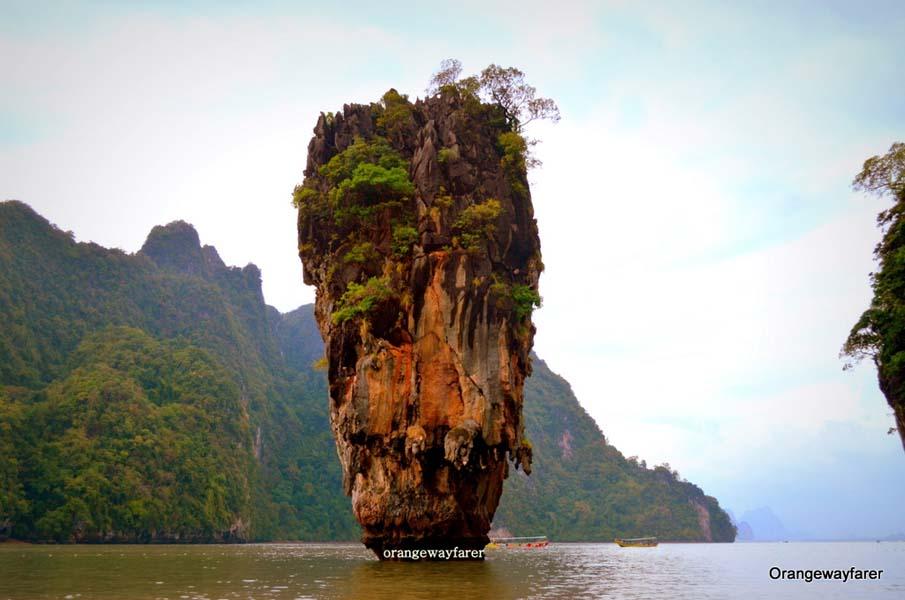 James Bond Island, Pnagma Bay