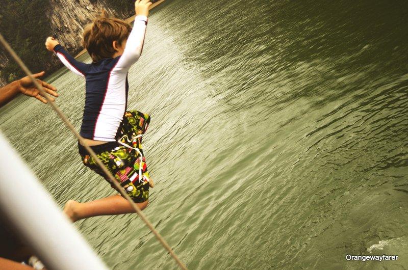 Diving in Andaman Sea