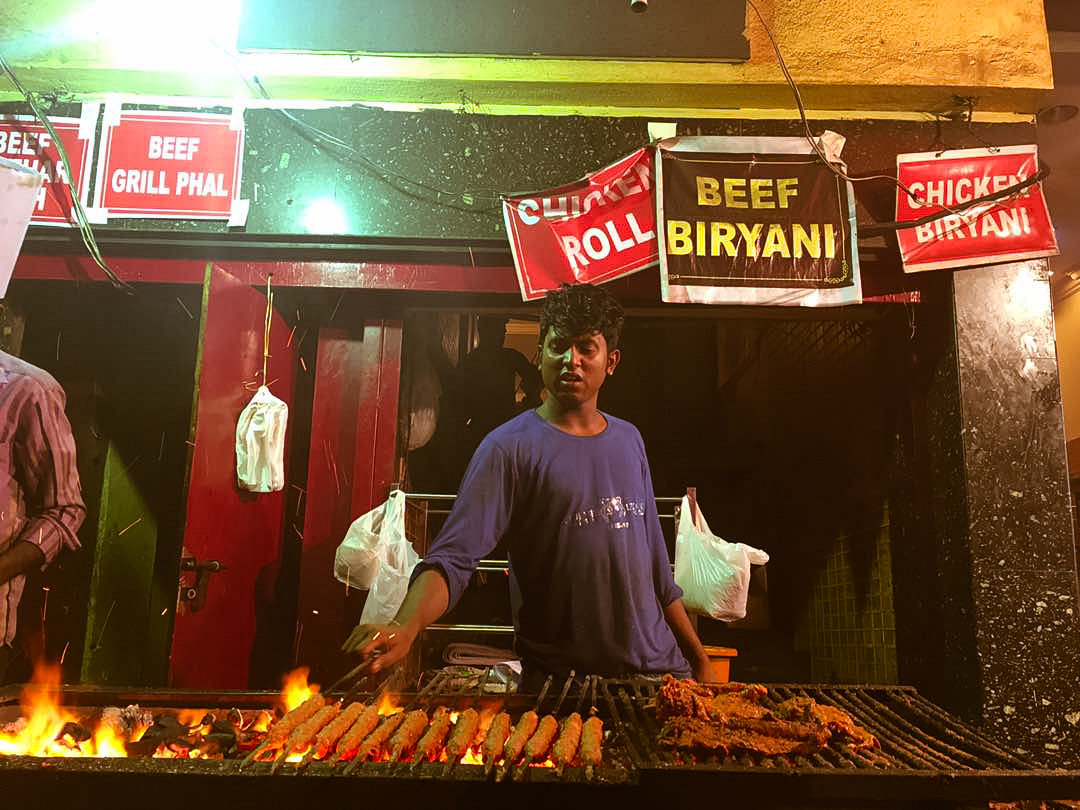 Iftari, Mosque Road Chapter