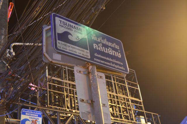 Sign Board at Phuket
