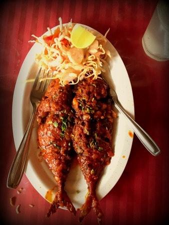 Punch Drunk in Love: Goan curries!