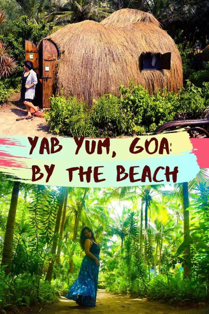 Where to stay in Goa. Eco friendly beach stay in Goa. Goa holidays. Best resorts in Goa #goatravel #goa #sustainabletravel #beachstay #goatravel #goawheretostay #ashwembeach #goadiary