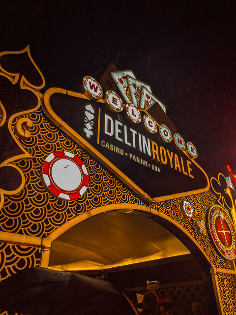 Casino in Goa: Things to do in Goa