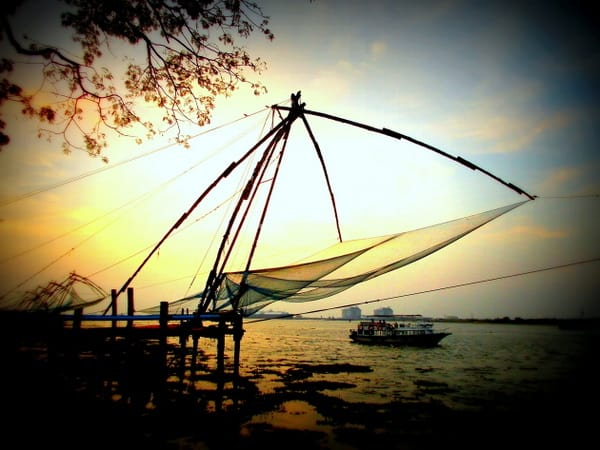 Postcards from Kerala: Looking back at Pre-blogger life