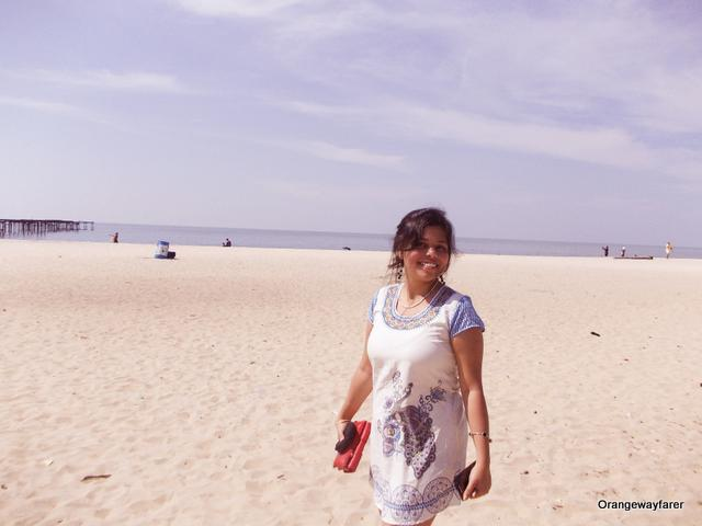 Alapuzza or alleppey beach