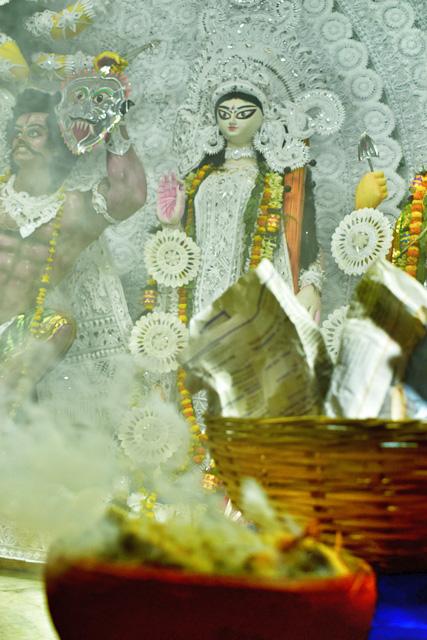 durgapuja pandal photo gallaery: Daker saj in Durgapuja  #durga #kolkata #kolktaculture #maadurga #kolkataphotography #india #hindufestival #indiaculture #bengalculture #indiafestival #indiatravel #kolkatatravel #goddess