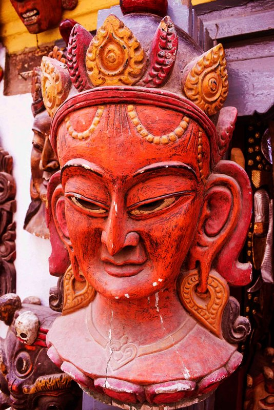Mask of Tara: Tantrik Mask in Nepal