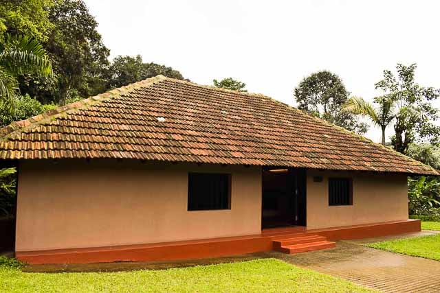 taj madikeri resort & spa, coorg madikeri, karnataka: the conservatory