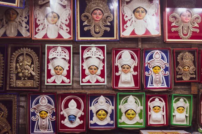 Durga photos: Souvenir from Kolkata