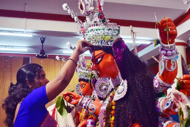 Bisarjan photo of Durgapuja: Bonedi Barir Puja
