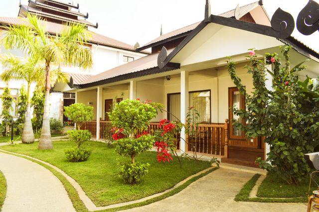 Spring Inle Lodge myanmar