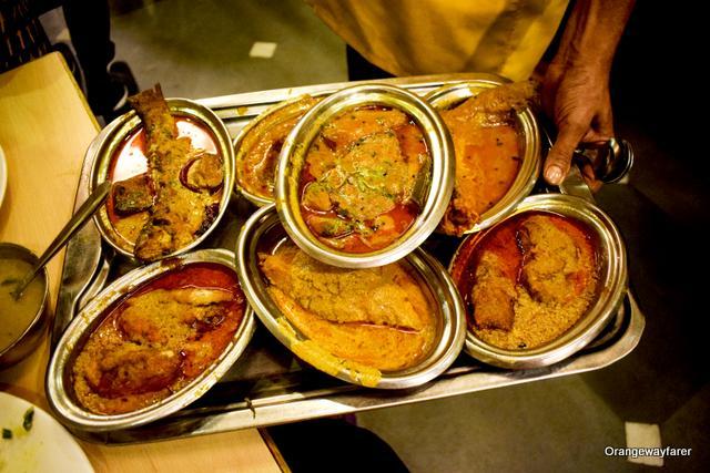 Best seafood restaurants of Kolkata: seafood in Kasturi restaurant in Kolkata: best bengali restaurant in Kolkata