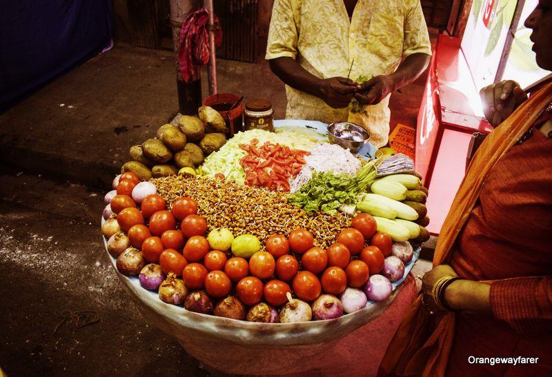 Alu Kabli Kolkata Streetfood
