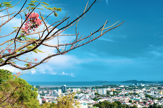 Karon view point, Phuket thailand
