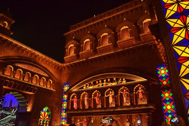 durgapuja festival photo: the most beautiful Durgapuja in Kolkata