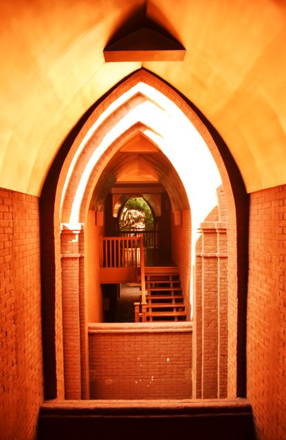 Heritage Bagan Hotel Balcony