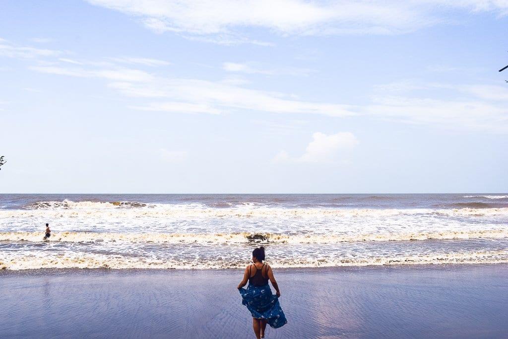 ashwem beach things to do