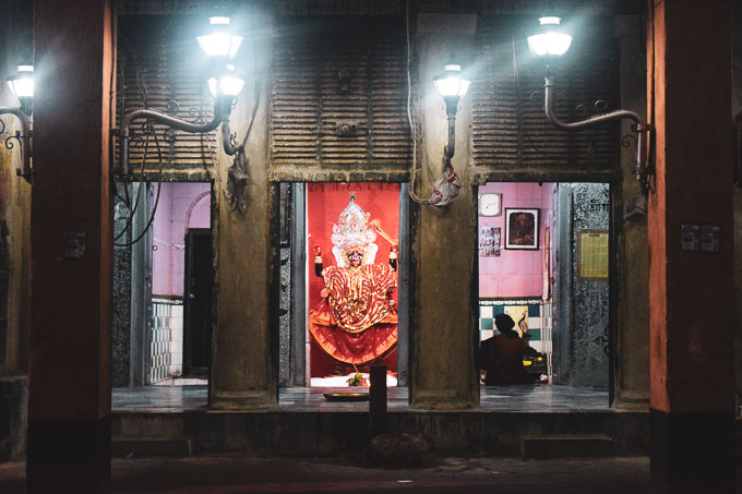 Dhakeswari Temple Kolkata