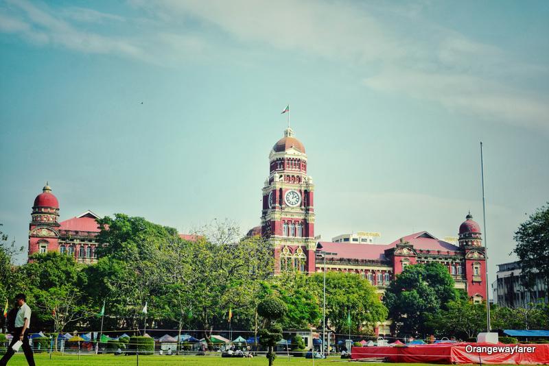 yangon High Court