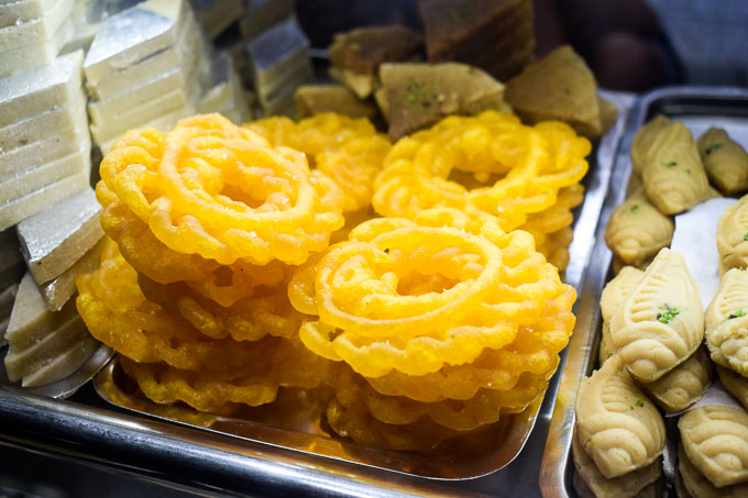 Armitti a special version of Jalebi in North Kolkata