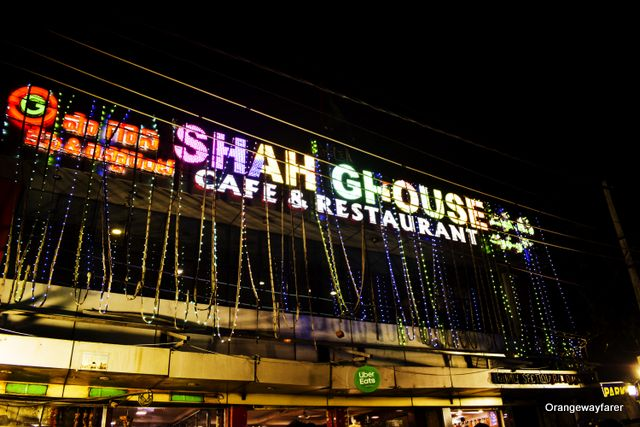 Shah Ghouse Hyderabad: best place to have Haleem in Hyderabad