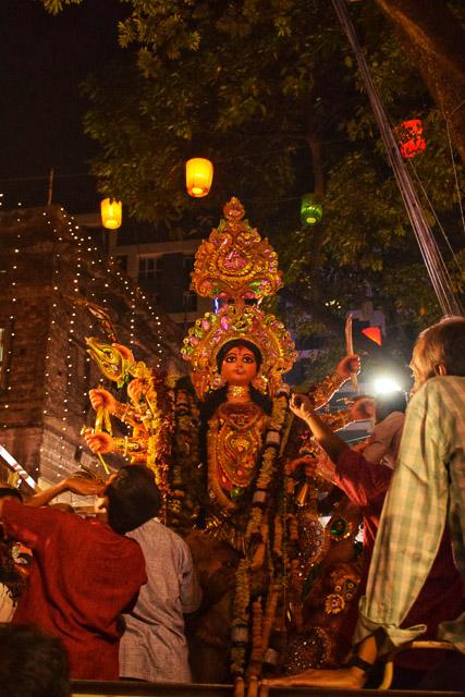Maa durga idol   #durga #kolkata #kolktaculture #maadurga #kolkataphotography #india #hindufestival #indiaculture #bengalculture #indiafestival #indiatravel #kolkatatravel #goddess