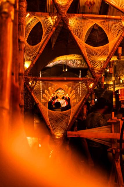 Maa durga idol in Kolkata  #durga #kolkata #kolktaculture #maadurga #kolkataphotography #india #hindufestival #indiaculture #bengalculture #indiafestival #indiatravel #kolkatatravel #goddess