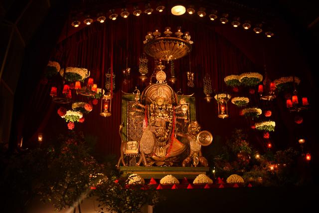 durgapuja festival photo from Kolkata