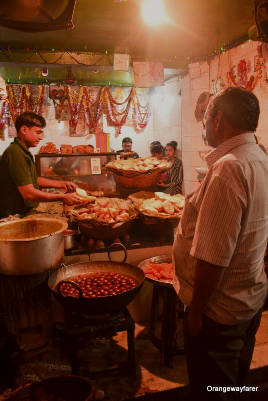 Kochuri in Kolkata