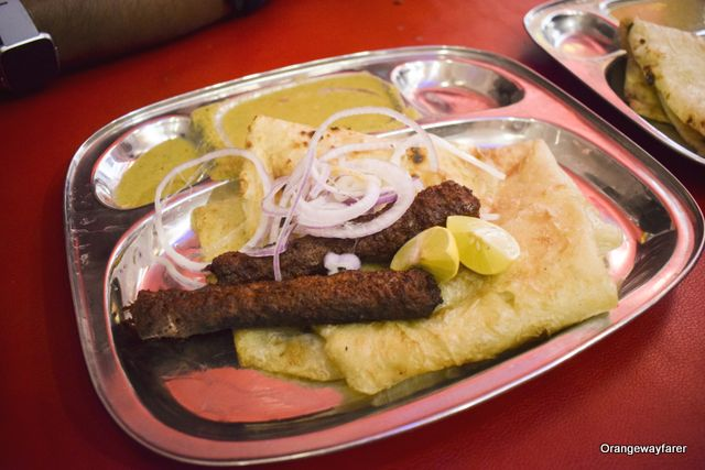 best beef kebab near Charminar hyderabad