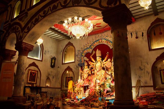 durga pandal in Kolkata: beautiful pictures of Maa Durga