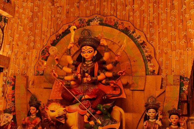 Goddess Durga Maa: durgapuja pandal photo gallery from Kolkata