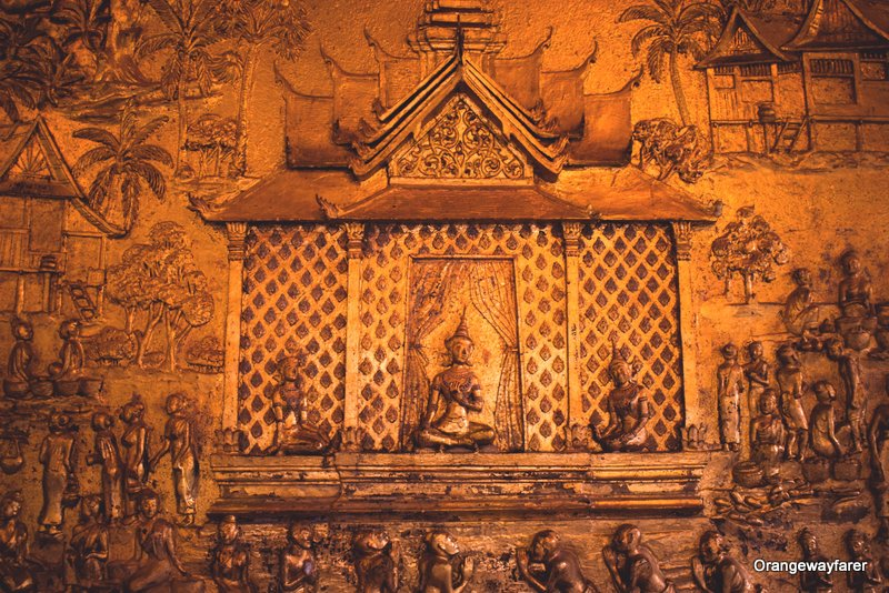Luang Prabang Buddhist Temple
