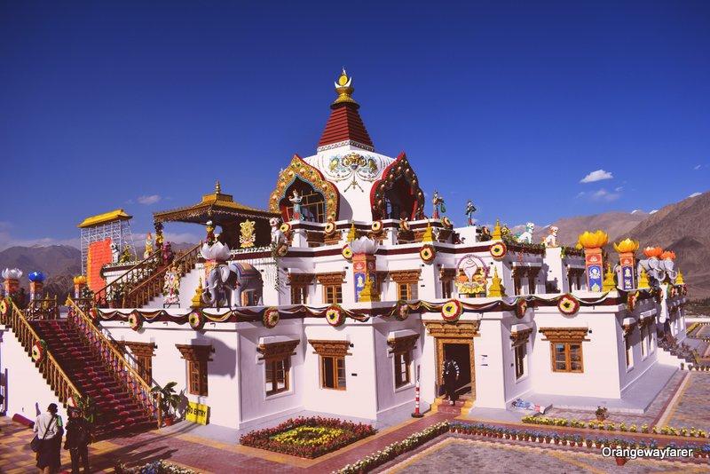 Hemis Monastery!
