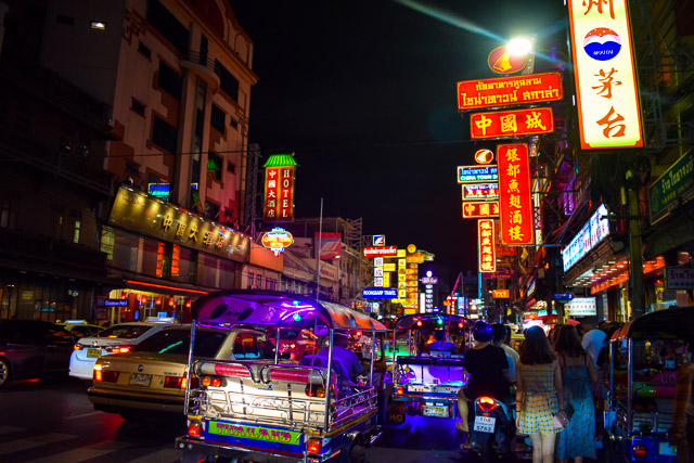 China Town, Thailand