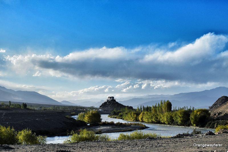 Sthak Na Monastery, Ladakh