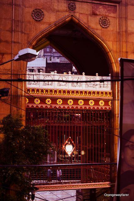 zakaria street history