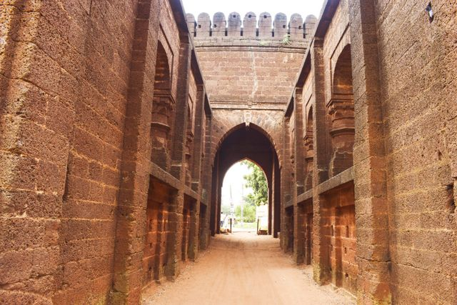 Bishnupur Fort Entry