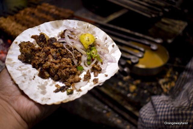 Sutali kebab: The best kebab of Kolkata?