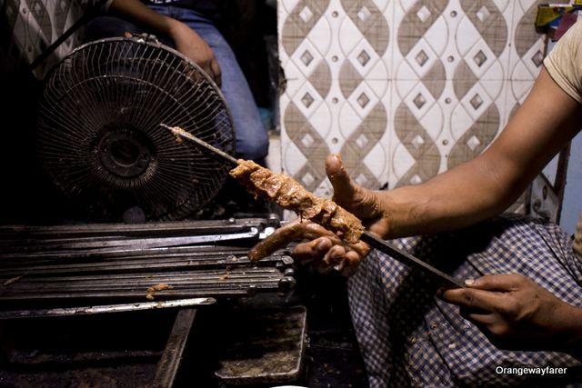 Sutali kebab Adams
