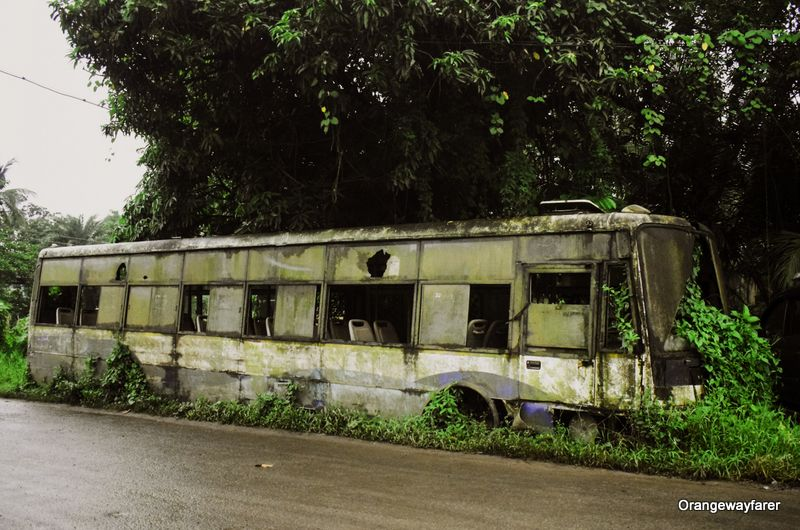 West Bengal State Transport Bus