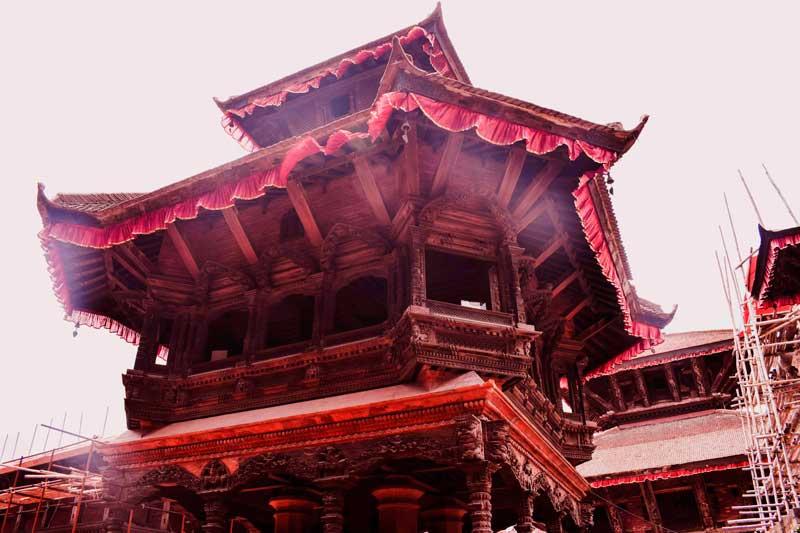 Chyasin Mandap, Bhaktapur