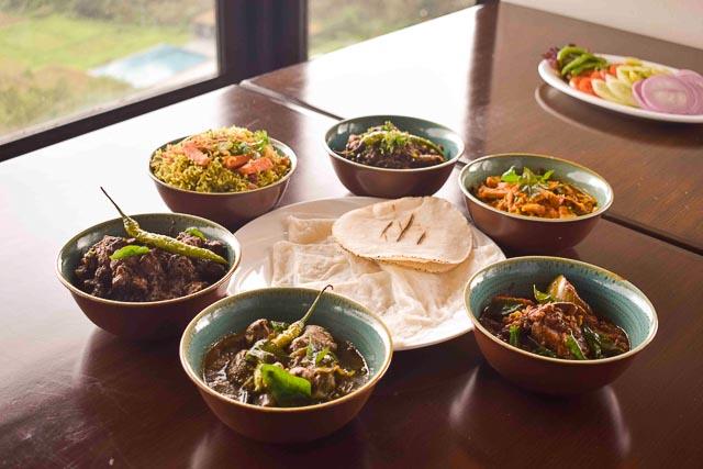 taj madikeri resort & spa, coorg madikeri, karnataka: food review