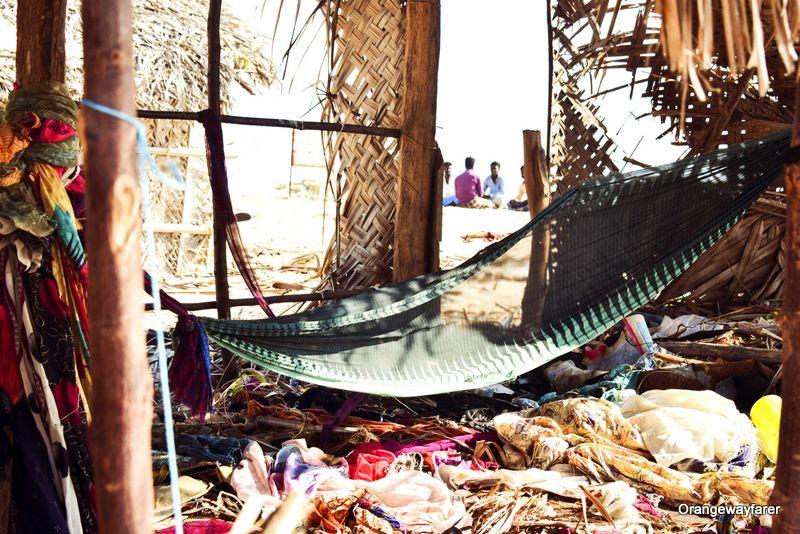 Dhanushkodi Hut: who lives at Dhanushkodi?