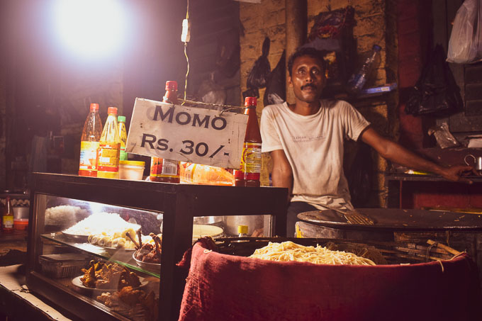 best street food joints in Kolkata. What to eat at decker's Lane