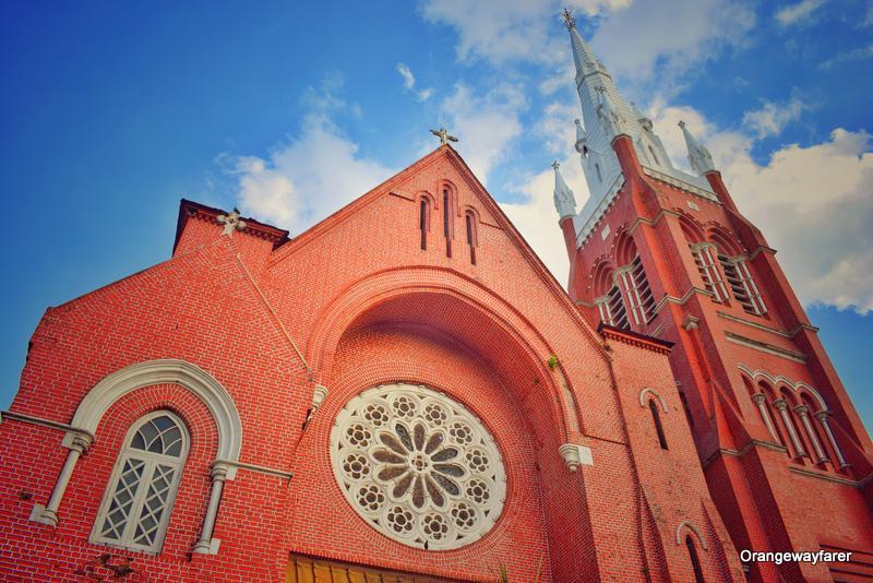 St Augustine's Catholic Church Yangon