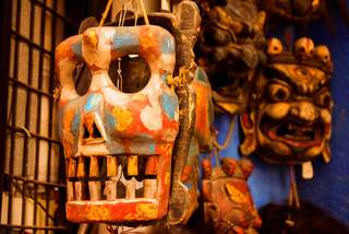 Traditional Masks of Nepal: Tracing back the Origin