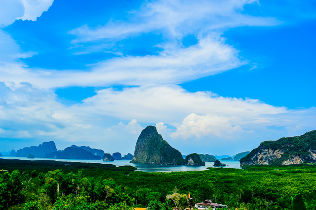 samet nangshe viewpoint, Thailand