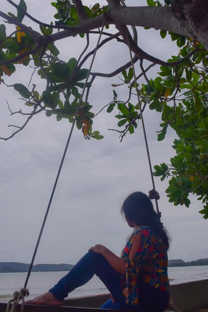 Swing at Railay